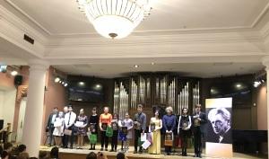 Закрытие фестиваля. Вручение дипломов дипломантов - 5 фестиваль 2018+