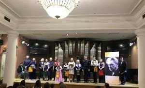 Закрытие фестиваля. Вручение дипломов лауреатов- 5 фестиваль 2018+