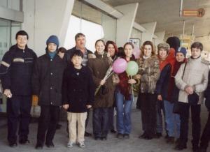 Победители Второго фестиваля в Берлине  2003
